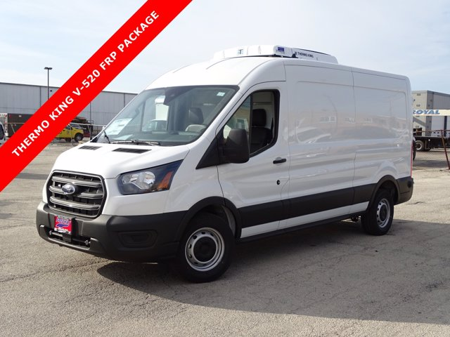2020 Ford Transit 250 Med Roof 4x2, Thermo King Refrigerated Body #1313 - photo 1