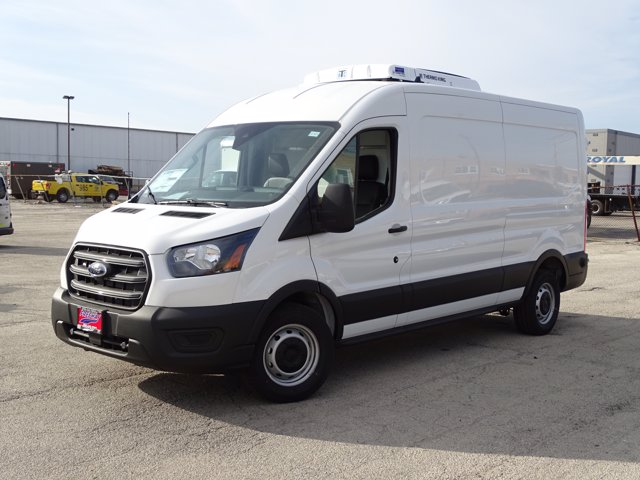 2020 Ford Transit 250 Med Roof 4x2, Thermo King Refrigerated Body #1314 - photo 1
