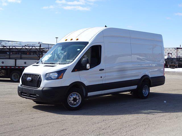 2021 Ford Transit 350 HD High Roof DRW 4x2, Empty Cargo Van #1370 - photo 1