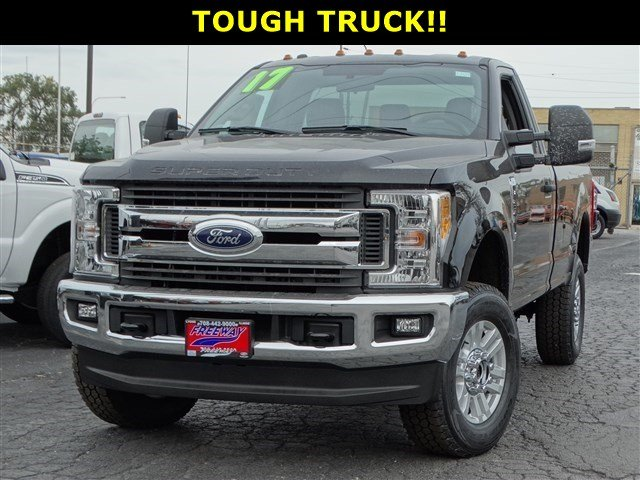 2017 F-250 Regular Cab 4x4,  Pickup #1709 - photo 3