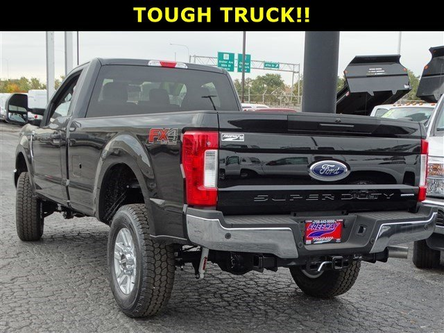 2017 F-250 Regular Cab 4x4,  Pickup #1709 - photo 4