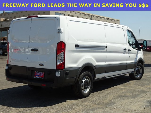 2017 Transit 150 Low Roof,  Empty Cargo Van #1758 - photo 7