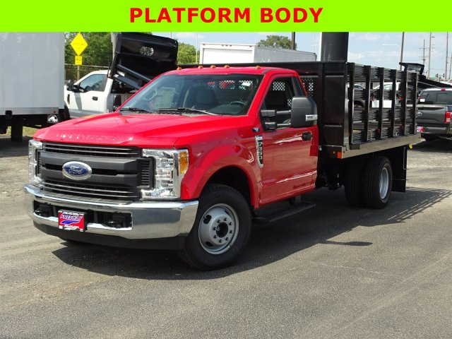 2017 F-350 Regular Cab DRW, Auto Truck Group Stake Bed #1783 - photo 3
