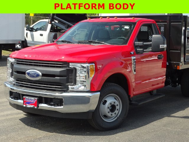 2017 F-350 Regular Cab DRW, Auto Truck Group Stake Bed #1783 - photo 4