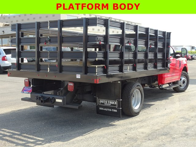 2017 F-350 Regular Cab DRW, Auto Truck Group Stake Bed #1783 - photo 2