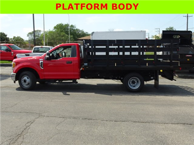 2017 F-350 Regular Cab DRW, Auto Truck Group Stake Bed #1783 - photo 8