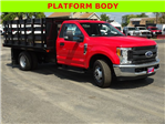 2017 F-350 Regular Cab DRW, Auto Truck Group Stake Bed #1783 - photo 1