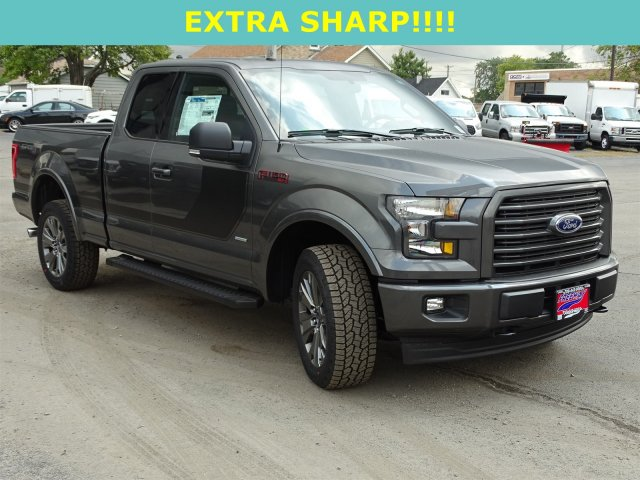 2017 F-150 Super Cab 4x4, Pickup #1786 - photo 1
