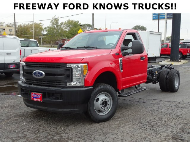 2017 F-350 Regular Cab DRW 4x4, Cab Chassis #1802 - photo 3