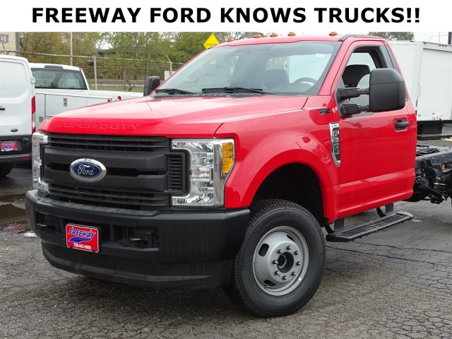 2017 F-350 Regular Cab DRW 4x4, Cab Chassis #1802 - photo 4