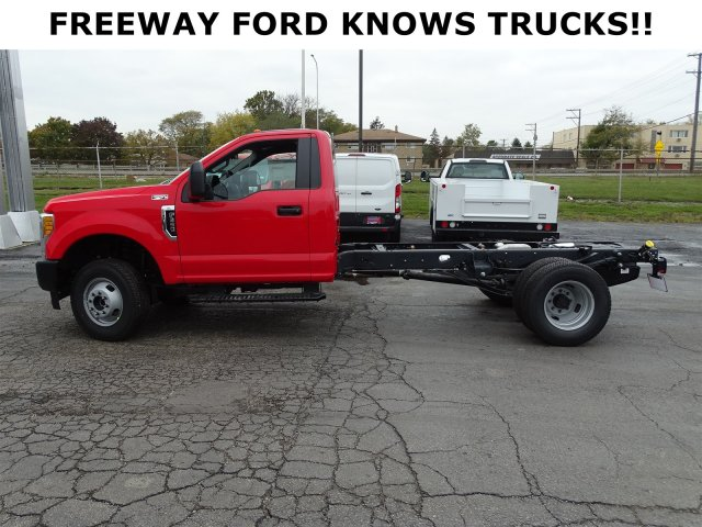 2017 F-350 Regular Cab DRW 4x4, Cab Chassis #1802 - photo 8