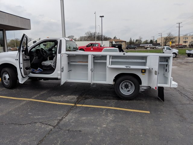 2018 F-350 Regular Cab DRW, Reading Service Body #1859 - photo 2