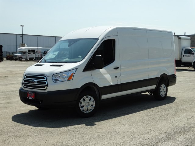2018 Transit 250 Med Roof,  Empty Cargo Van #1861 - photo 3