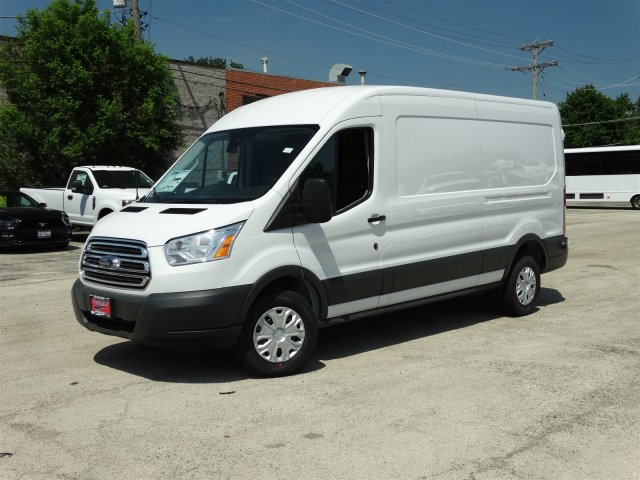 2018 Transit 250 Med Roof,  Empty Cargo Van #1864 - photo 3