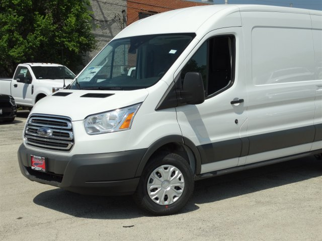 2018 Transit 250 Med Roof,  Empty Cargo Van #1864 - photo 4