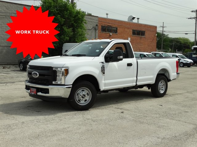 2018 F-250 Regular Cab 4x2,  Pickup #1884 - photo 3