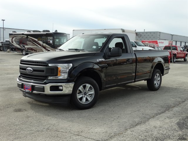 2018 F-150 Regular Cab 4x2,  Pickup #1916 - photo 3