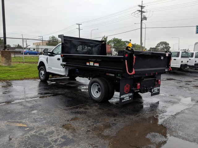2018 F-350 Regular Cab DRW 4x4,  Reading Dump Body #1923 - photo 2