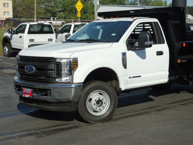 2018 F-350 Regular Cab DRW 4x4,  Reading Dump Body #1923 - photo 20