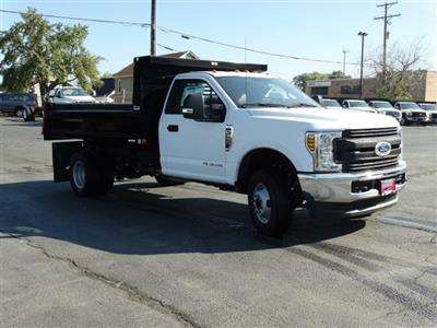2018 F-350 Regular Cab DRW 4x4,  Reading Marauder SL Dump Body #1923 - photo 17