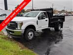 2018 F-350 Regular Cab DRW 4x4,  Reading Marauder SL Dump Body #1923 - photo 1