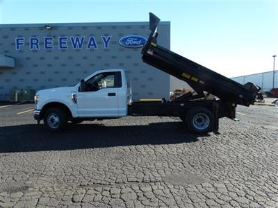 2019 F-350 Regular Cab DRW 4x2,  Dump Body #1939 - photo 12