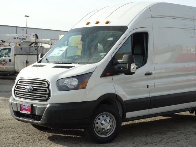 2019 Transit 350 HD High Roof DRW 4x2,  Empty Cargo Van #1970 - photo 3