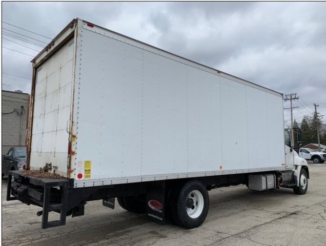 2011 Hino Truck, Marion Body Works Dry Freight #2888 - photo 1
