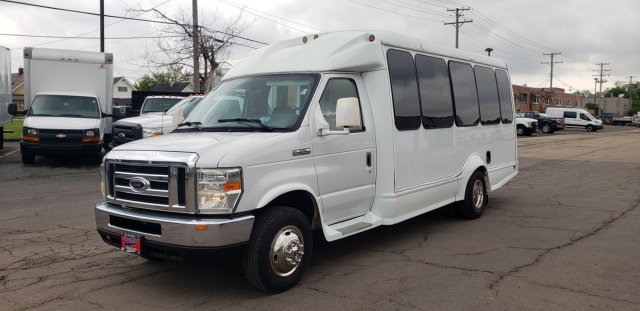 2008 Ford E-350 RWD, Other/Specialty #2942 - photo 1