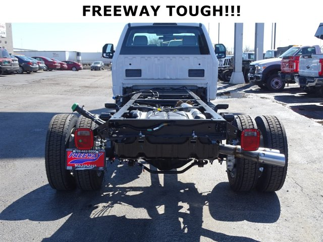 2017 F-450 Regular Cab DRW, Cab Chassis #6294 - photo 5