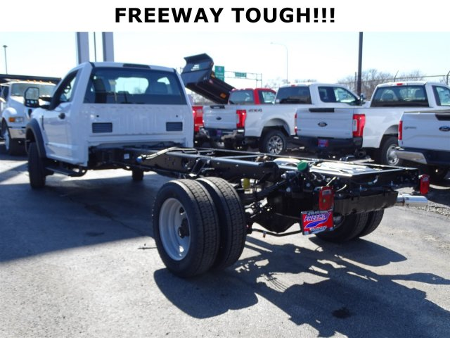 2017 F-450 Regular Cab DRW Cab Chassis #6294 - photo 6