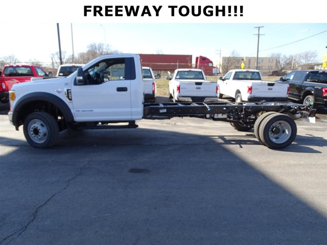 2017 F-450 Regular Cab DRW Cab Chassis #6294 - photo 8