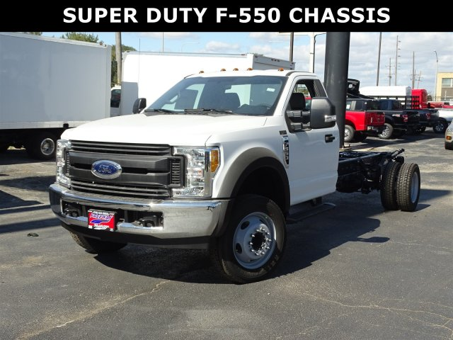 2017 F-550 Regular Cab DRW, Cab Chassis #6324 - photo 3