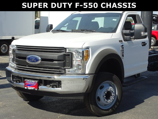 2017 F-550 Regular Cab DRW, Cab Chassis #6324 - photo 4