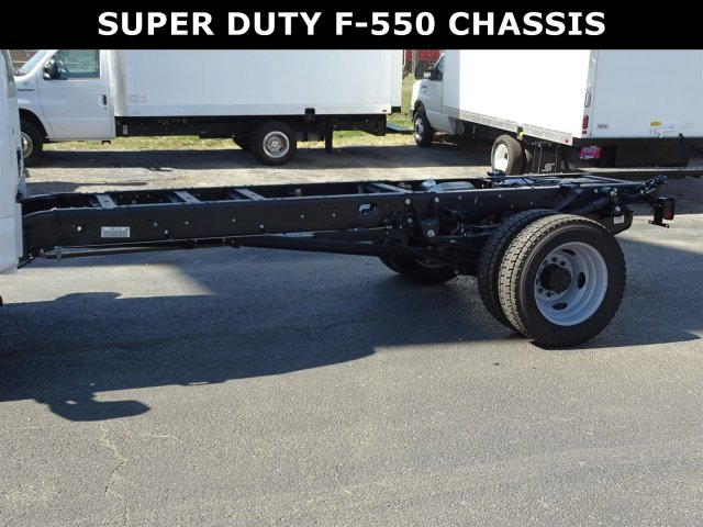 2017 F-550 Regular Cab DRW, Cab Chassis #6324 - photo 9