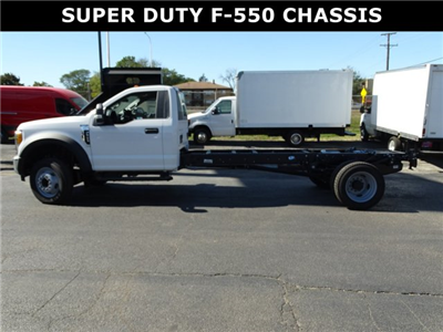 2017 F-550 Regular Cab DRW, Cab Chassis #6324 - photo 8