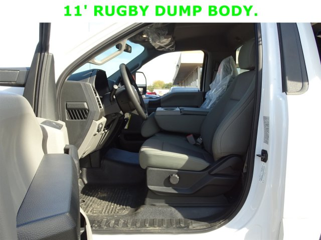 2017 F-450 Regular Cab DRW Dump Body #6331 - photo 12