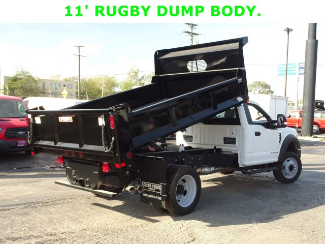 2017 F-450 Regular Cab DRW Dump Body #6331 - photo 2