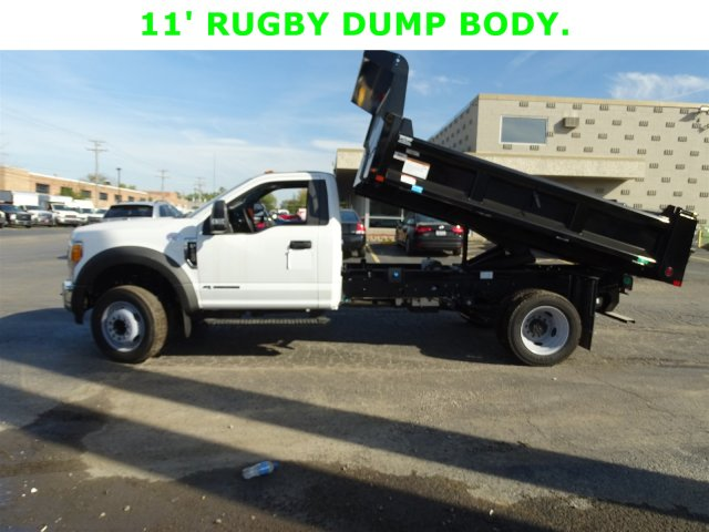 2017 F-450 Regular Cab DRW Dump Body #6331 - photo 8