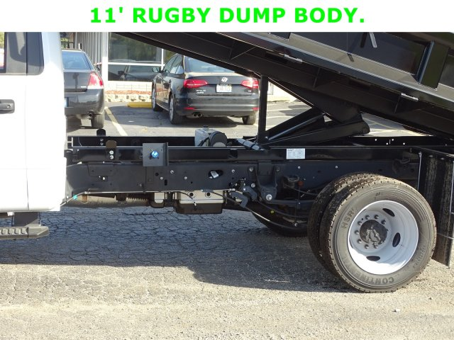 2017 F-450 Regular Cab DRW Dump Body #6331 - photo 9
