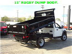 2017 F-450 Regular Cab DRW Dump Body #6331 - photo 1