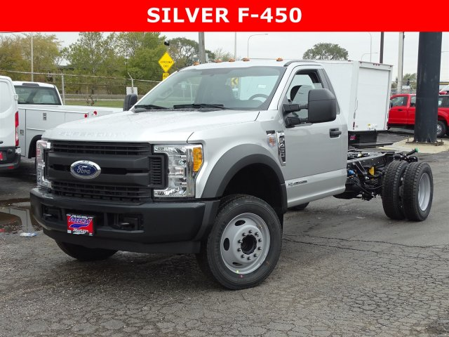 2017 F-450 Regular Cab DRW Cab Chassis #6335 - photo 3