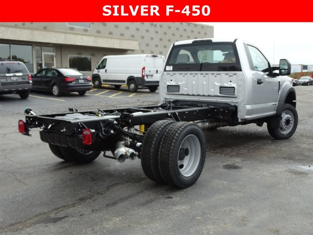 2017 F-450 Regular Cab DRW Cab Chassis #6335 - photo 2