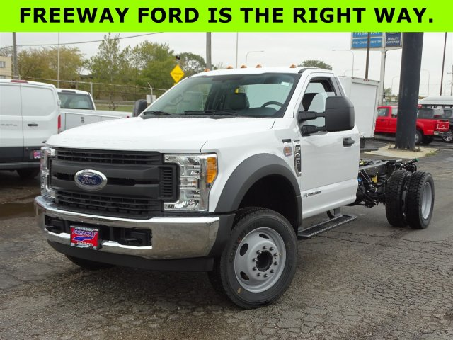 2017 F-450 Regular Cab DRW Cab Chassis #6337 - photo 3