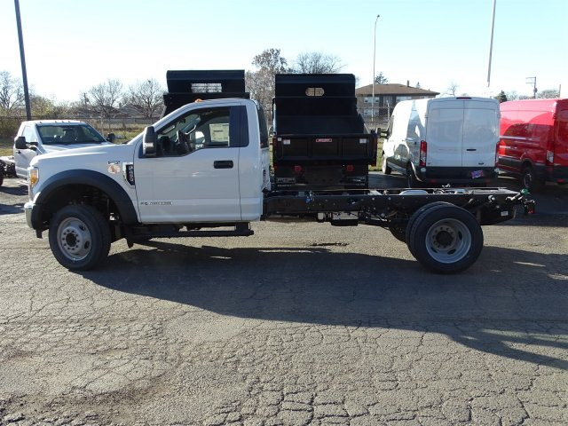 2017 F-450 Regular Cab DRW Cab Chassis #6338 - photo 8