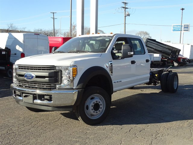 2017 F-450 Crew Cab DRW Cab Chassis #6342 - photo 3