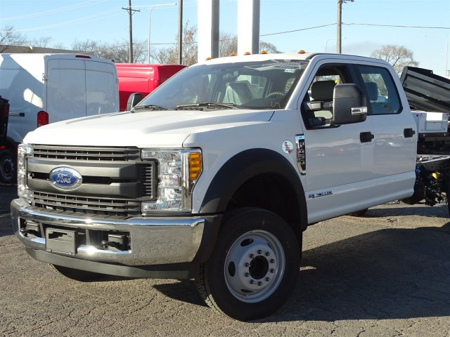 2017 F-450 Crew Cab DRW, Cab Chassis #6342 - photo 4