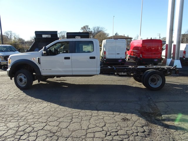 2017 F-450 Crew Cab DRW, Cab Chassis #6342 - photo 8