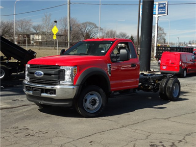 2018 F-450 Regular Cab DRW 4x4, Cab Chassis #6355 - photo 3