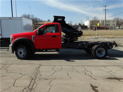 2018 F-450 Regular Cab DRW 4x4, Cab Chassis #6355 - photo 8